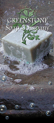 Natural Greenstone Soap